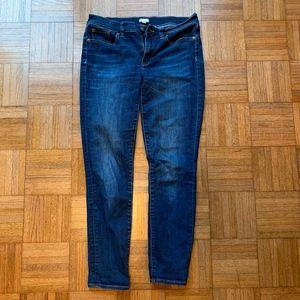 J. Crew Women's Stretch Jeans 29x28